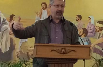Gebet für einen Pastor
