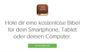 Bibel App Youversion