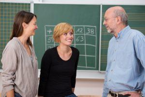Gebet um Erfolg in der Schule für Lehrer