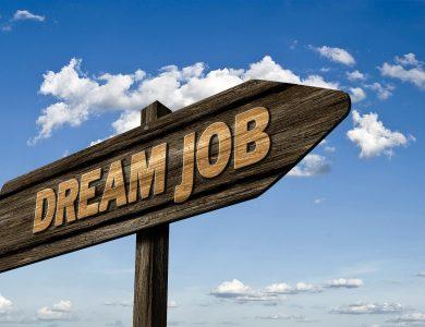 Gebet für eine neue Arbeitsstelle