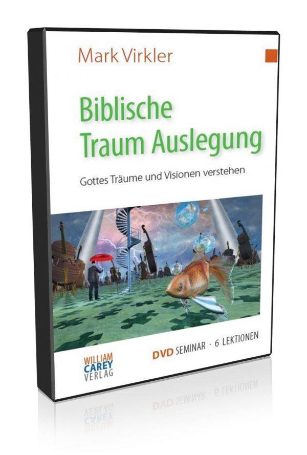 6-tlg. DVD-Kurs Biblische Traum Auslegung