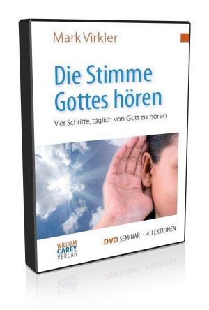 DVD-Kurs - Die Stimme Gottes hören