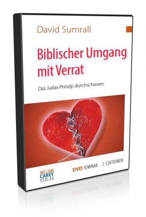 DVD-Kurs - Biblischer Umgang mit Verrat