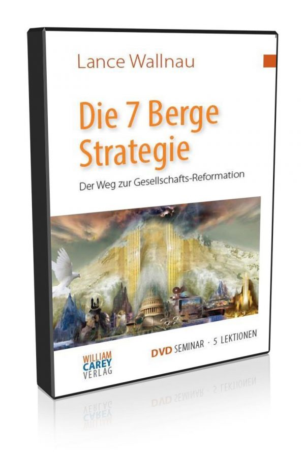 DVD-Kurs - Die 7 Berge Strategie