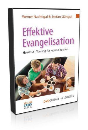 DVD-Kurs - Effektive Evangelisation