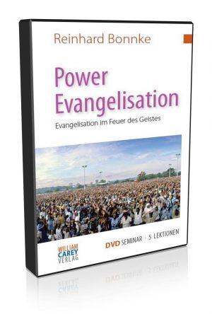 DVD-Kurs Power Evangelisation Reinhard Bonnke