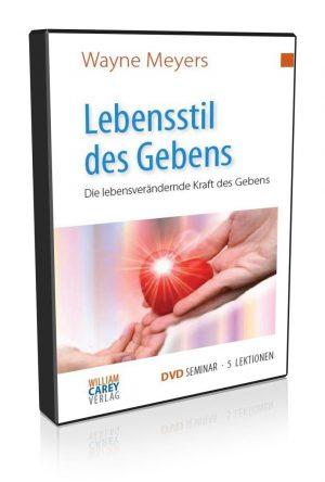 DVD-Kurs - Lebensstil des Gebens