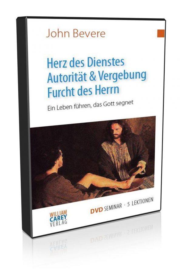 DVD-Kurs - Autorität, Vergebung, Furcht des Herrn