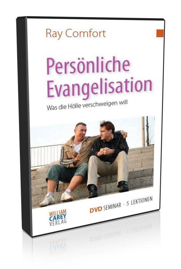 DVD-Kurs Persönliche Evangelisation