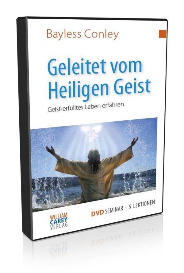 5- tlg. DVD-Seminar - Geleitet vom Heiligen Geist