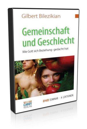 4-tlg. DVD-Kurs Gemeinschaft und Geschlecht - Wie Gott sich Beziehung gedacht hat
