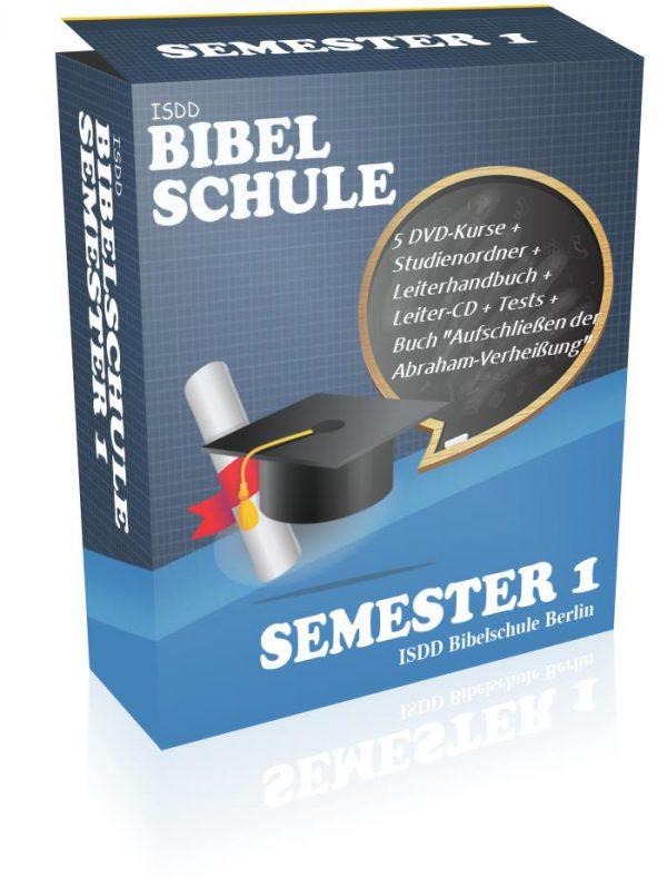 Semester 1 Bibelschule